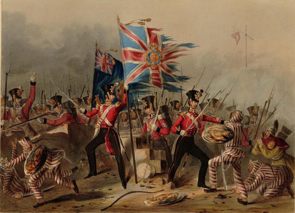 Mid-1800s: The Opium Wars
