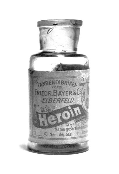 1898- Bayer patents Heroin